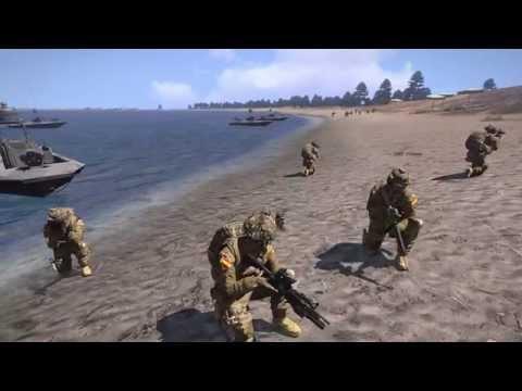 "Antiguo Comando  - ""Operacion Primeros Pasos"" - Arma 3 Gameplay Español"