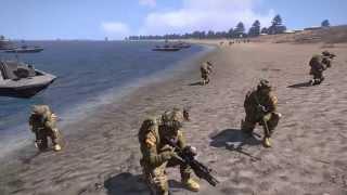"Comando Chacal - ""Operacion Primeros pasos"" - Arma 3 Gameplay Español"