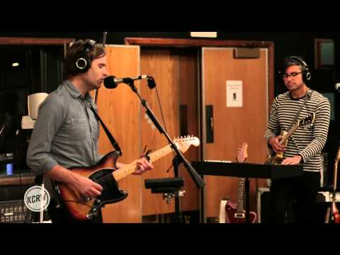 "Death Cab For Cutie performing ""Black Sun"" Live on KCRW"