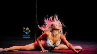 Florida Pole Fitness Championship 2014 - Kennedy Mason - Amateur Division Champion