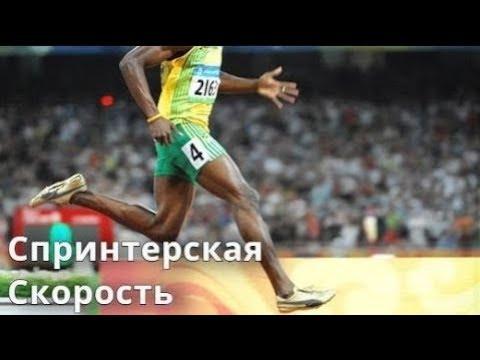 Бег на 100 метров   Анализ техники