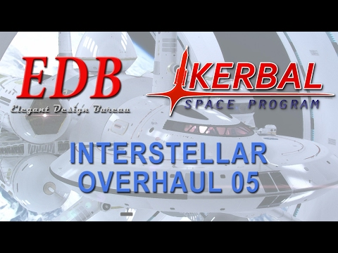 Kerbal Space Program - Interstellar Overhaul 05 - ISRU and Life Support