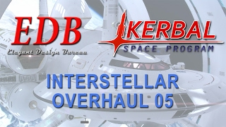 Kerbal Space Program - Interstellar Overhaul 05 - ISRU and Life Support