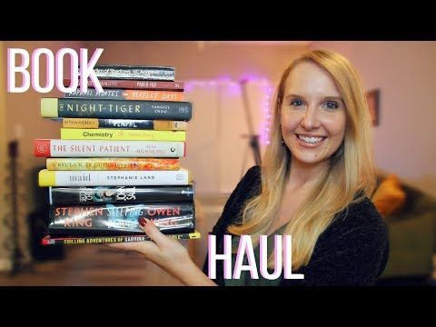 BIG BOOK HAUL + FAVORITE USED BOOKSTORES!