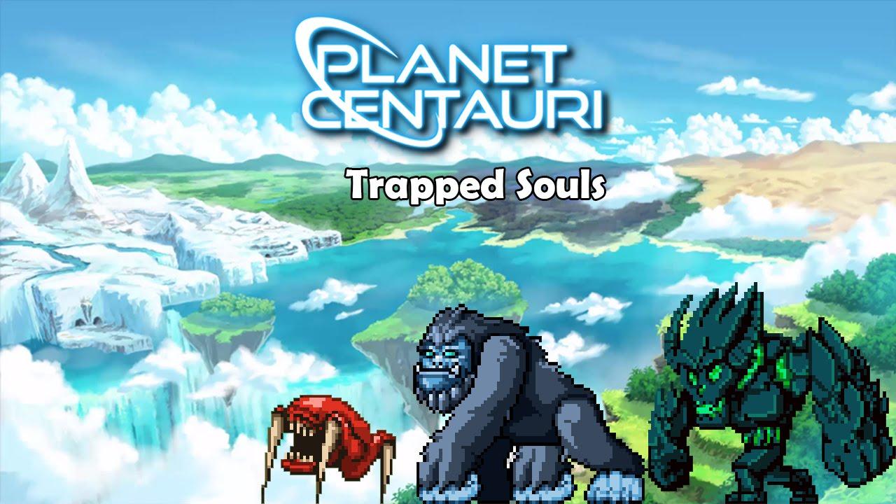 Planet Centauri - Trapped Souls `Pets`