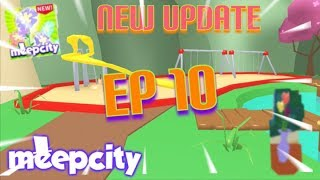 "Roblox- ""MeepCity!"" {Episode 10} New Spring Update!!!"