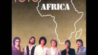 New! Toto Africa With Lyrics