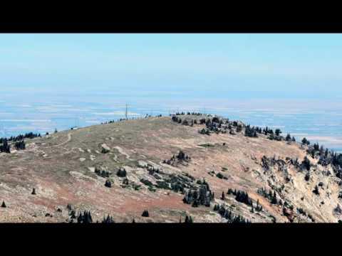 9/1/2018 - Trip to Mt. Harrison, Idaho ham radio repeater site.