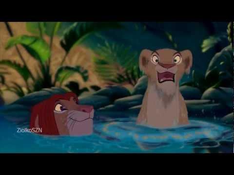 Król Lew - Miłość rośnie wokół nas HD