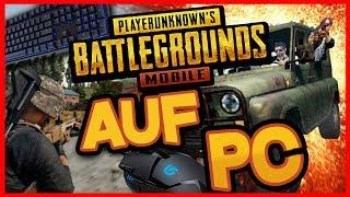 PUBG Mobile am Pc Spielen kostenlos [Tutorial Deutsch]