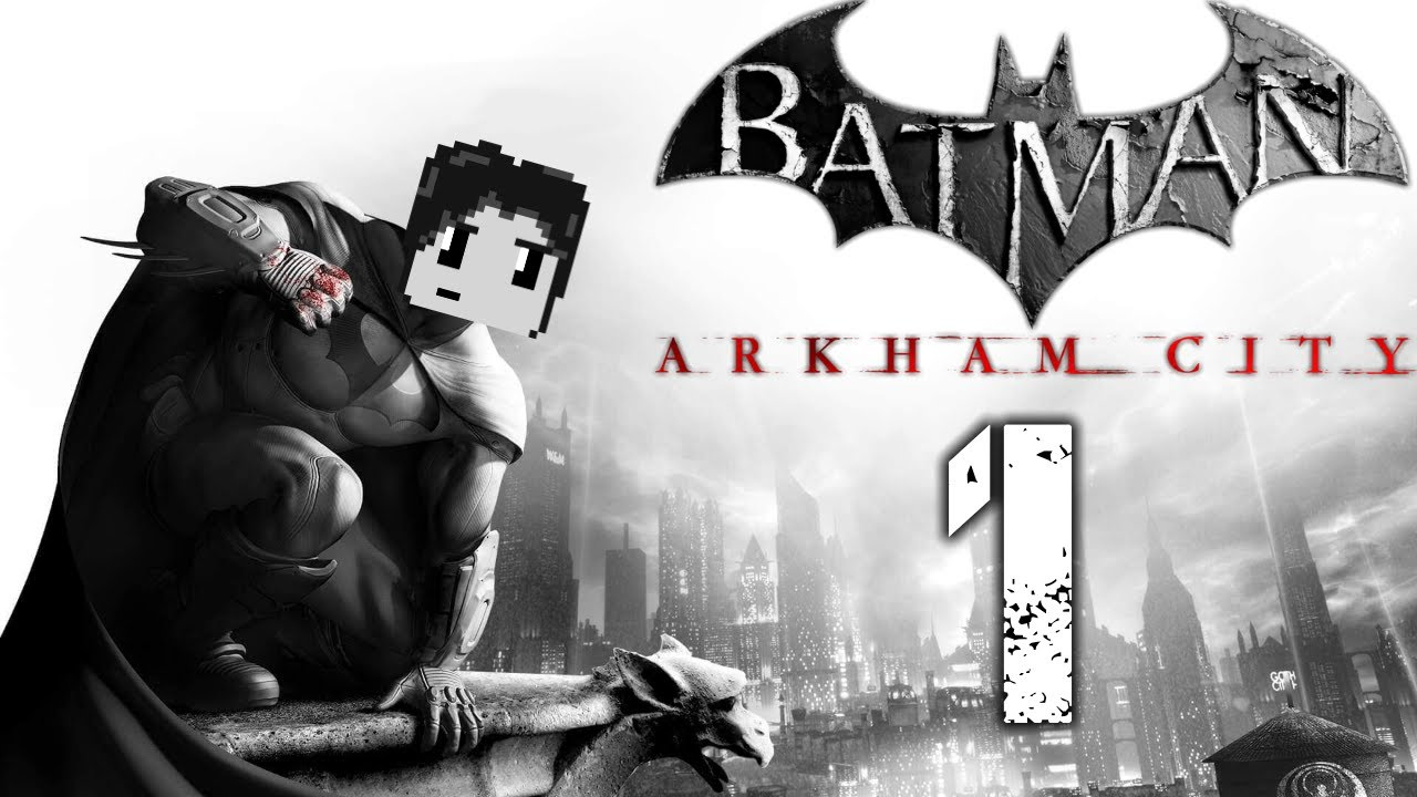 A City of Chaos - Batman Arkham City HARD MODE #1