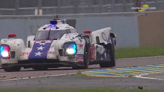 24 Heures du Mans 2018 - Résumé 06h00 - 08h00