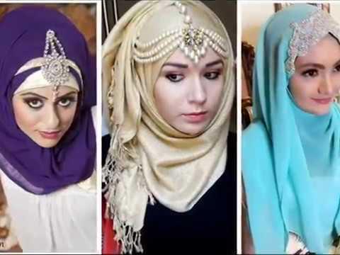 Hijab Style 2018 Wedding