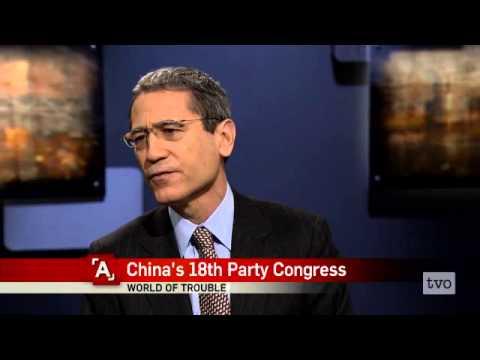 Gordon Chang: China's 18th Party Congress