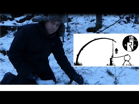 Simple SURVIVAL Trap | Spring Snare Trap