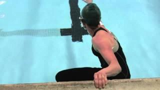 How to Swim to Slim Down