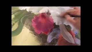 Как рисовать цветы.Живопись.рисование,painting,drawing(Обучение живописи маслом и арт-туры http://comeon-art.com. по всему миру. по тел +38050-66-77-961 Макс Скоблинский ..., 2016-07-19T21:49:02.000Z)