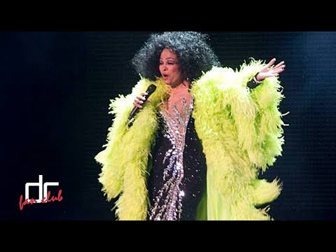 Diana Ross - Live from Radio City Music Hall [2010] (Full Concert)