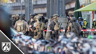 Geiselnahme am Hauptbahnhof in Köln - Täter unter Kontrolle