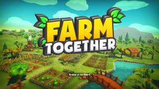 DGA Plays: Farm Together (Ep. 1 - Gameplay / Let