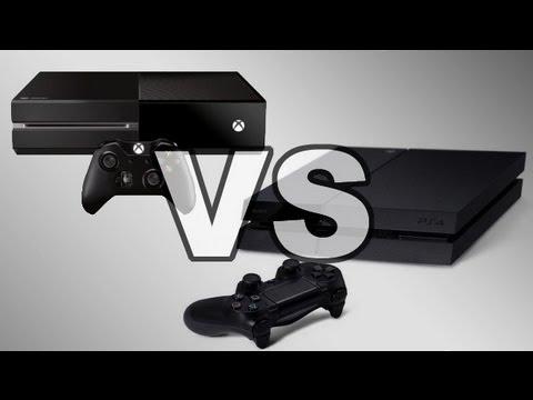 E3 - Microsoft Xbox One Vs Sony PS4 who WON???