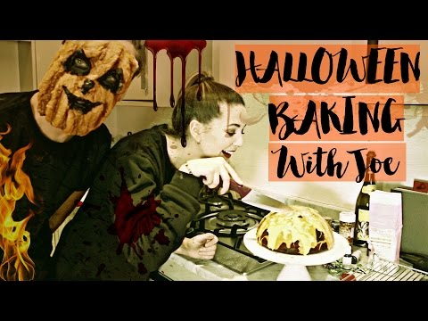 Halloween Baking With Joe | Zoella