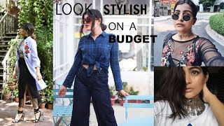 HOW TO LOOK STYLISH ON A BUDGE…