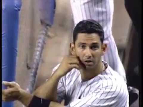 Fan Falls from Upper Deck at Yankee Stadium
