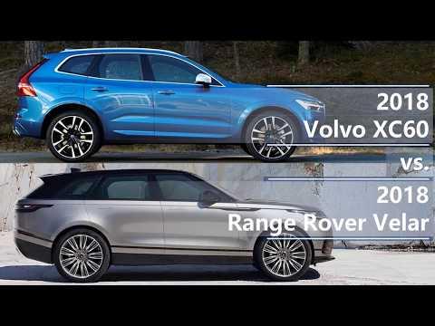Volvo Xc60 Vs Audi Q5 >> 2018 Volvo XC60 vs 2018 Range Rover Velar (technical ...