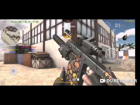 Ну чтож смертельный бой Modern Strike Online