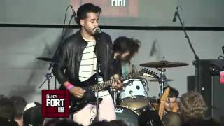 """Twin Shadow, """"At My Heels""""  Live at The FADER FORT"""