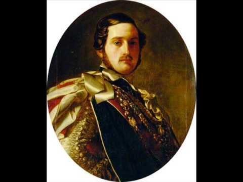 Prince Albert of Saxe-Coburg-Gotha - Lieder 1