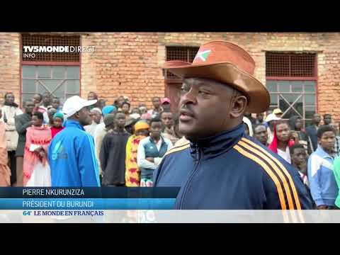 Burundi : journée de vote