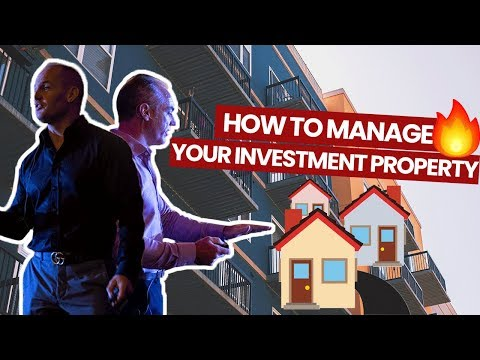 How To Manage Your Investment Property! Rock Star's Guide To Real Estate Investing!