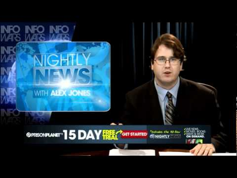 InfoWars Nightly News: 11082011 - Jesse Ventura Blackout, Penal Code Tyranny, FEMA Takeover News