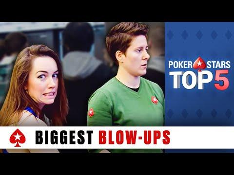 Top 5 Biggest Poker Blow-Ups | PokerStars