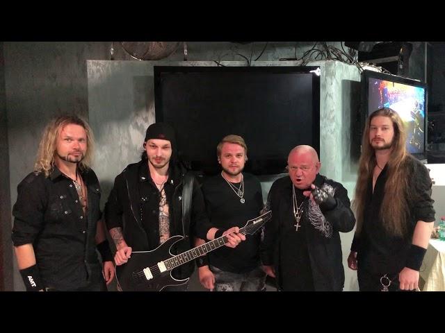 U.D.O. actuará el jueves 4 de julio en Rock Fest Barcelona
