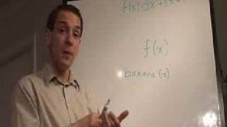 Understanding Functions Pt 1