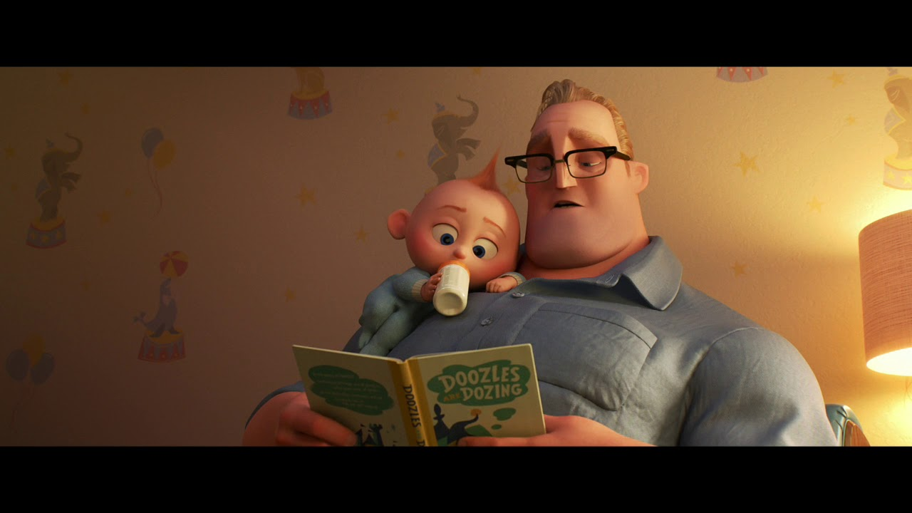 Official Trailer Incredibles 2 - YouTube