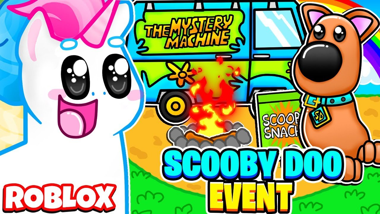 How To Get A Free Scoob Pet In Adopt Me New Scoob Update In