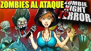 LOS ZOMBIES EVOLUCIONAN - ZOMBIE NIGHT TERROR #2 | Gameplay Español