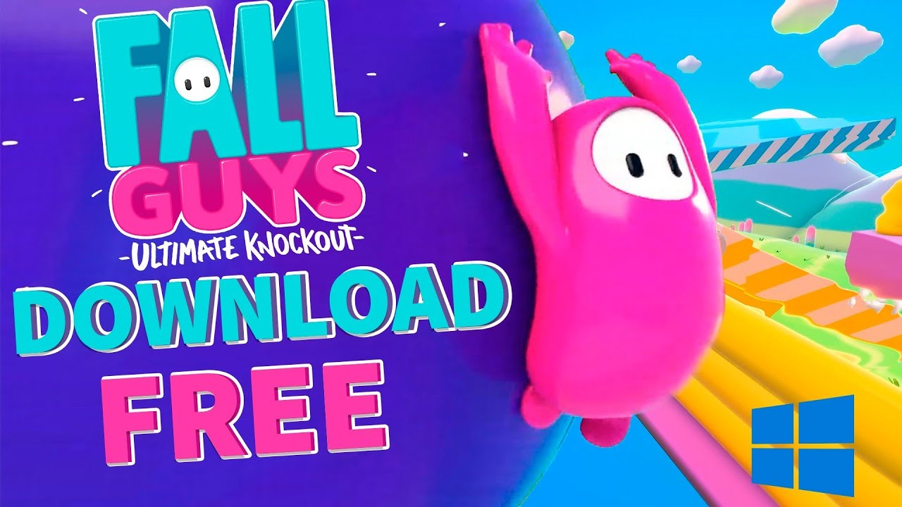 How to Download free Fall Guys on pc   fall guys download free   Fall Guys Free