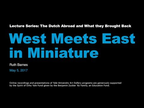 West Meets East in Miniature