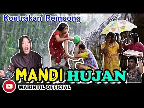 MANDI HUJAN || KONTRAKAN REMPONG EPISODE 98