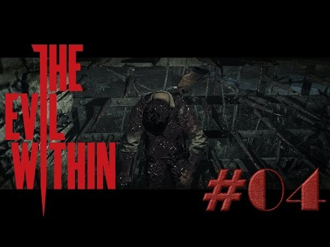 THE EVIL WITHIN #04 - Fallen über Fallen [CAM] Let's Play
