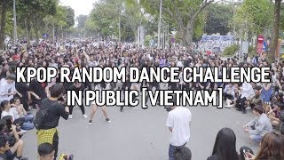 VIETNAM KPOP RANDOM DANCE IN PUBLIC 2018 || By Chuyện Fangirl (Part 1 OFFICIAL)
