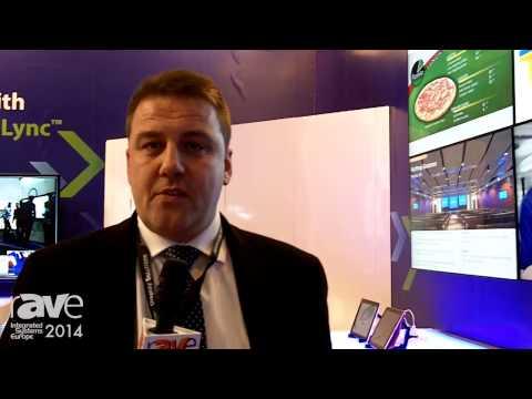 ISE 2014: AVI-SPL Displays Patented Symphony Platform and BlockMe Device