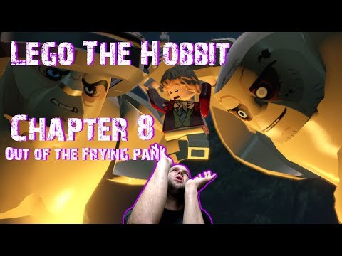 Lego The Hobbit Chapter 8: Out of The Frying Pan - Full Episode Gameplay Playthrough