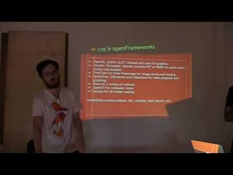 ESC1313 Openframeworks