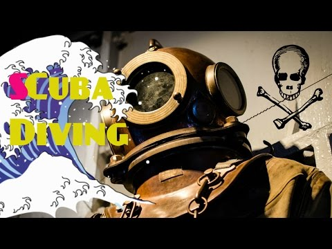 Cuba scuba diving - Sunken Army and underwater tombs - The thrill of diving in communist waters
